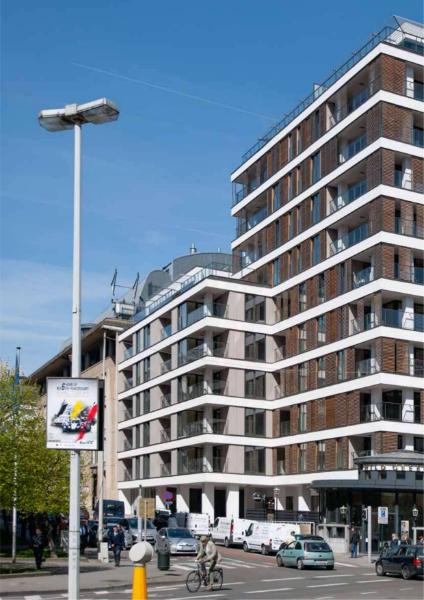 DucoSlide Architectural Aluminium Sliding Solar Shading Panels