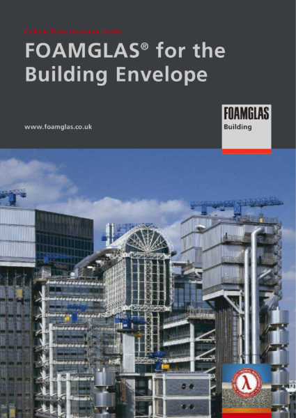 Foamglas General Brochure