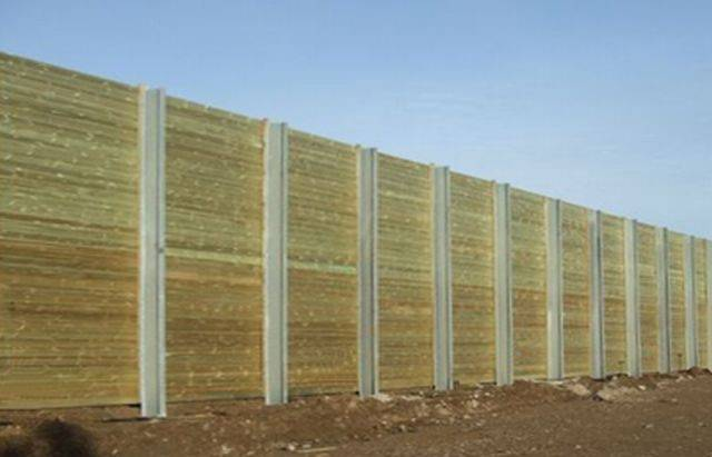 Jakoustic® Environmental Noise Barriers for Commercial and Highway Applications