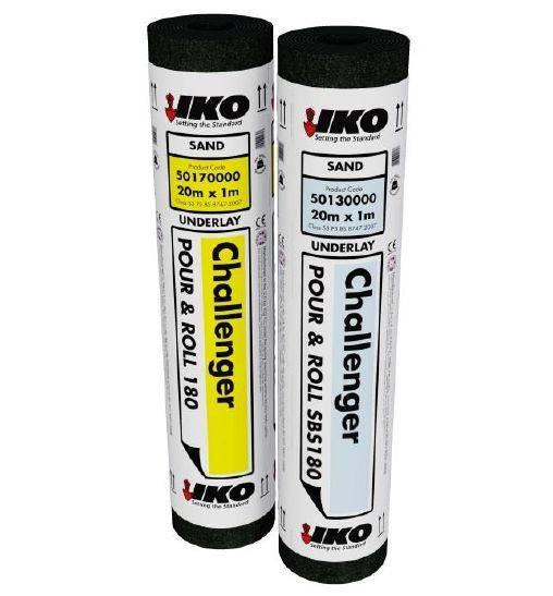 IKO Challenger Underlays