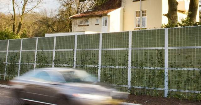 NoiStop® Acoustic Fencing