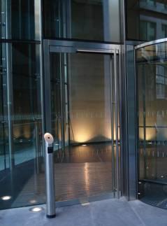 SeqSign Security Swing Doors
