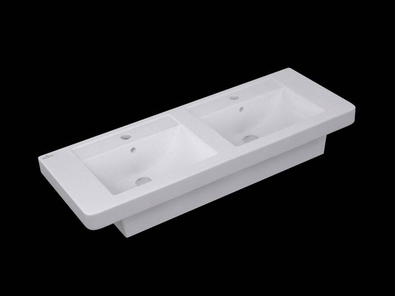 ARCHITECTURA Vanity Washbasin 6116 10 XX