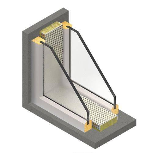 SIDERISE Window Reveal Liner (formerly Lamaphon WRX)