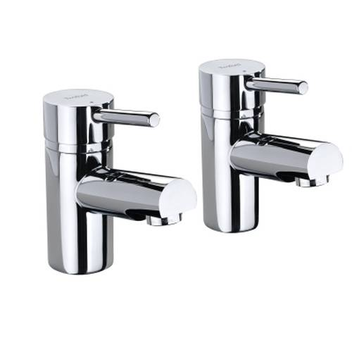 X60 Bath Pillar Taps
