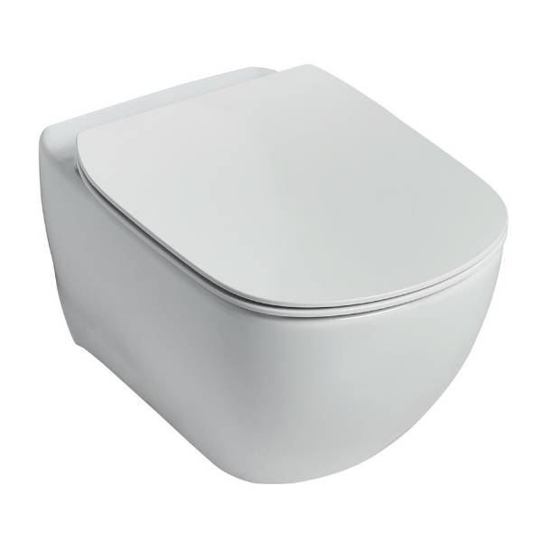 Tesi Wall Mounted WC Suite