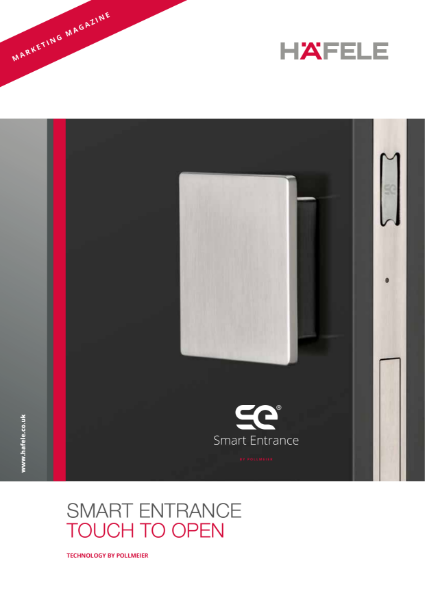 Smart Entrance Latch system