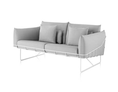 Wireframe Sofa - Two Seat
