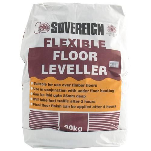 Flexible Floor Levelling Compound