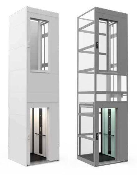 C1 Pure - Cabin Platform Lift