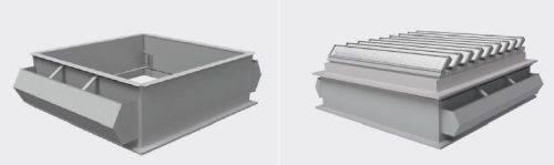 Sertus Roof Ventilation Collar - RVC-R