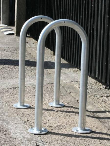 Eco Sheffield Cycle Stand - Galvanized Steel