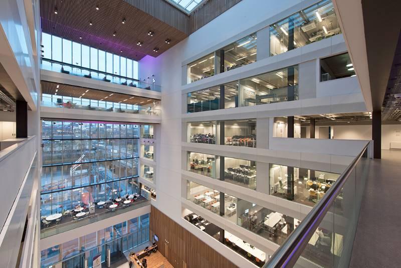 City of Glasgow College - Riverside Campus