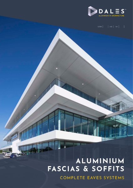 Aluminium Fascia Soffits & Complete Eaves Systems