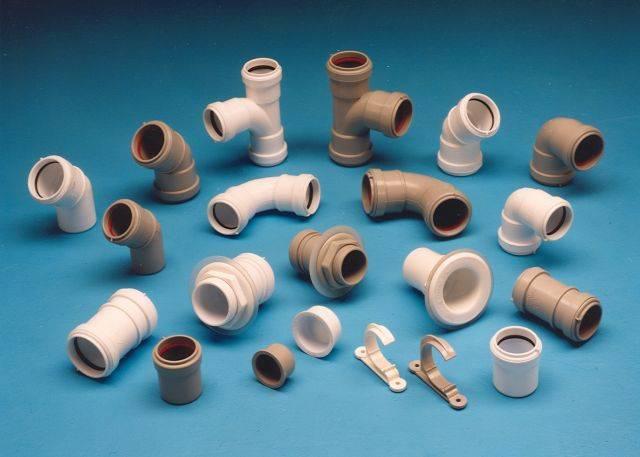 Push-fit waste polypropylene