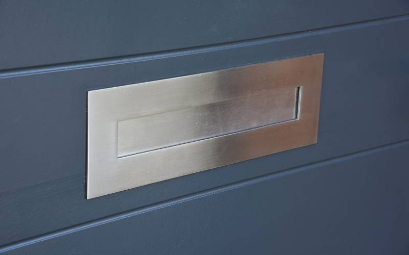 BLU™ - LP400 Stainless Steel Letter Plate
