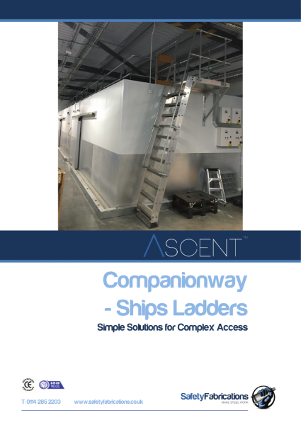 Ascent companionway / ships ladder