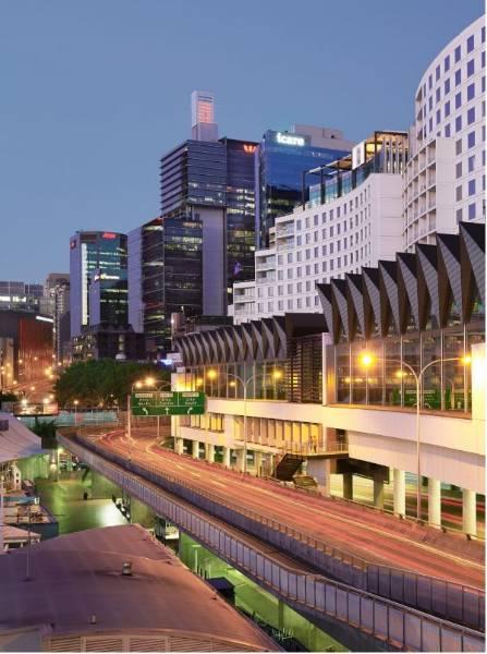 Hyatt Regency Sydney, NSW - Equitone