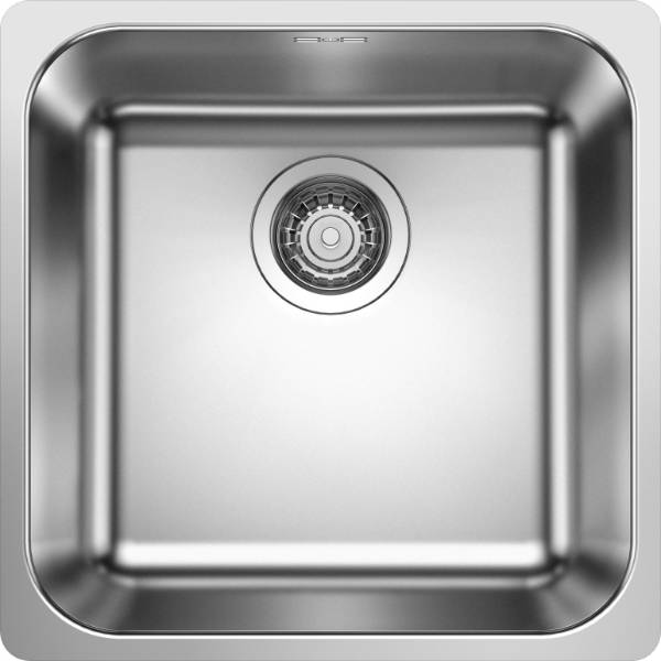 Supra Stainless Steel Inset Single Bowl