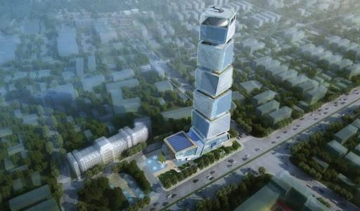 Ministry of Taxation Tower, Azerbaijan