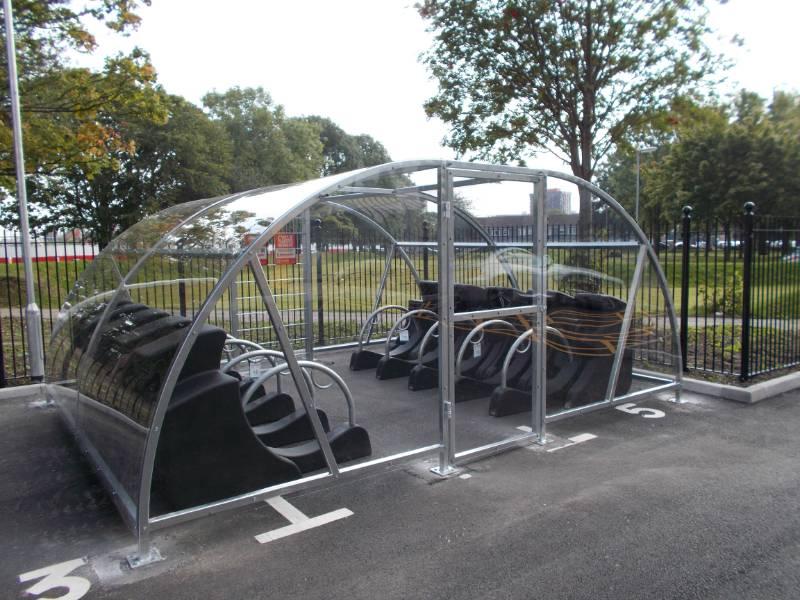 Canterbury 20 Bike Compound
