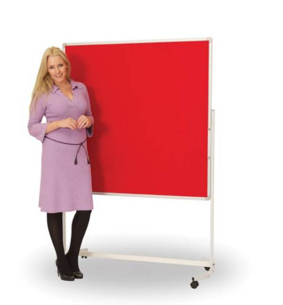 Mobile Pin Board Display Screens