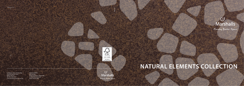 Natural Elements Collection