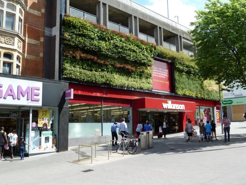 Sutton High Street