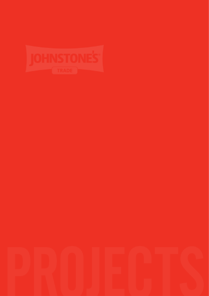 Johnstone's Project Brochure