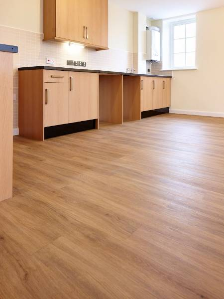 Polyflor flooring features in affordable new homes at Pontypridd housing development