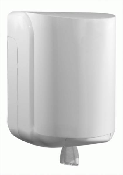 BC8321W Dolphin Plastic Standard Centre-Feed Dispenser