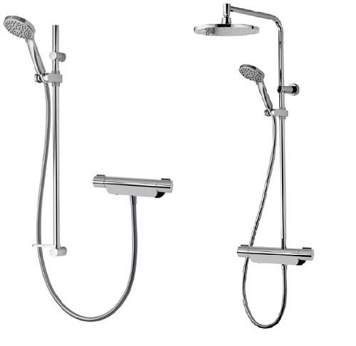 Midas™ 220 Bar Mixer Shower