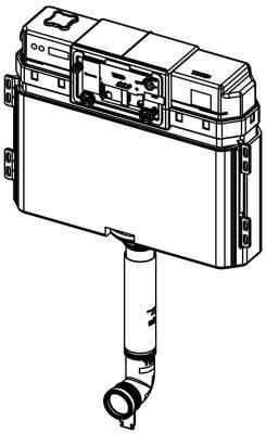 TECE Cistern H112