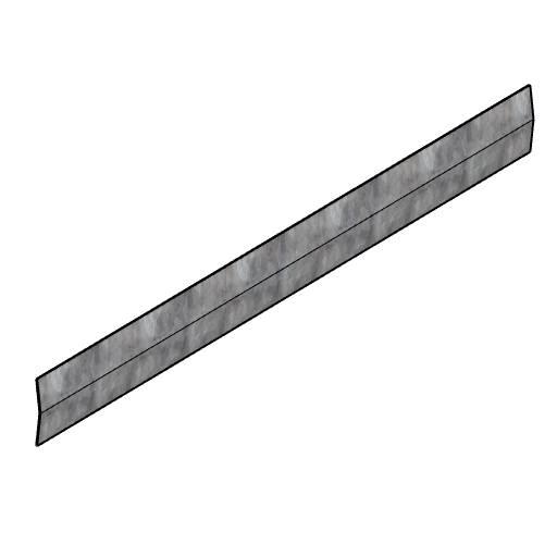 V profile Lateral Bracing