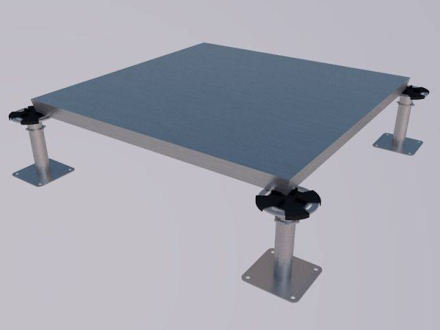 PSA Medium Grade Gravity Lay Steel Encapsulated Panel