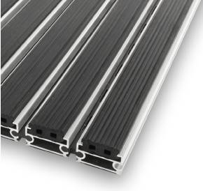 Plan A Aluminium - Entrance matting