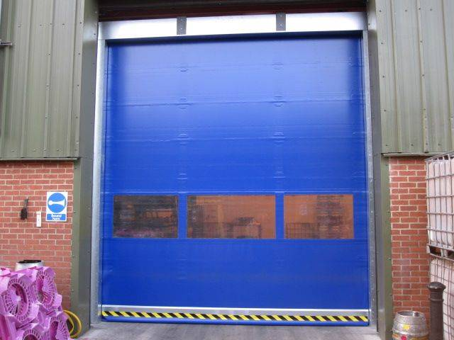 High Speed Door VL Range