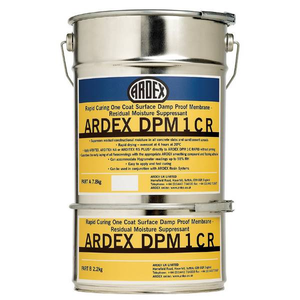 ARDEX DPM 1 C R Damp Proof Membrane
