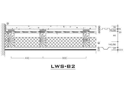 Lewis Flooring System B2