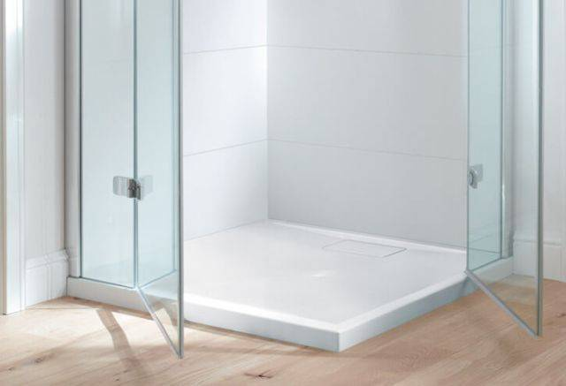SUBWAY 900X900 Square Showertray UDA 0935 SUB 1V-XX