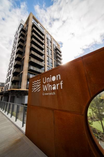 Union Wharf Ventilated Facade