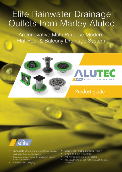 Alutec Elite Roof Outlet Systems