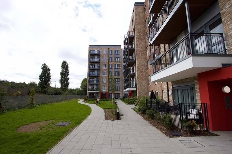 Beaufort Park, North West London