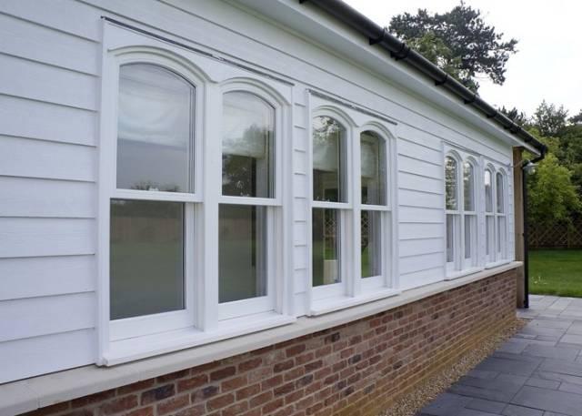 Classic Spring Sash Window