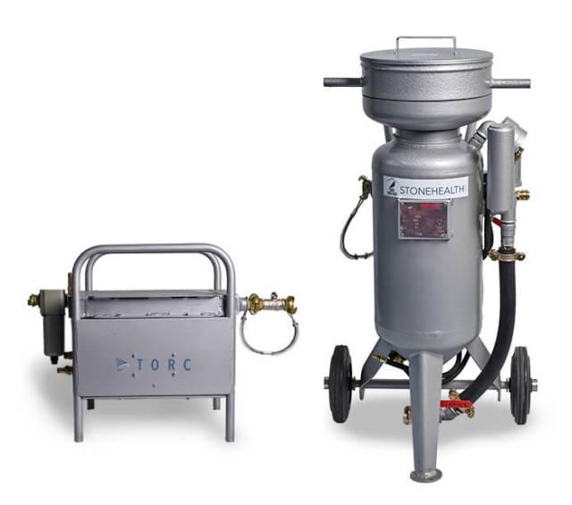 TORC Gentle Vortex Cleaning System