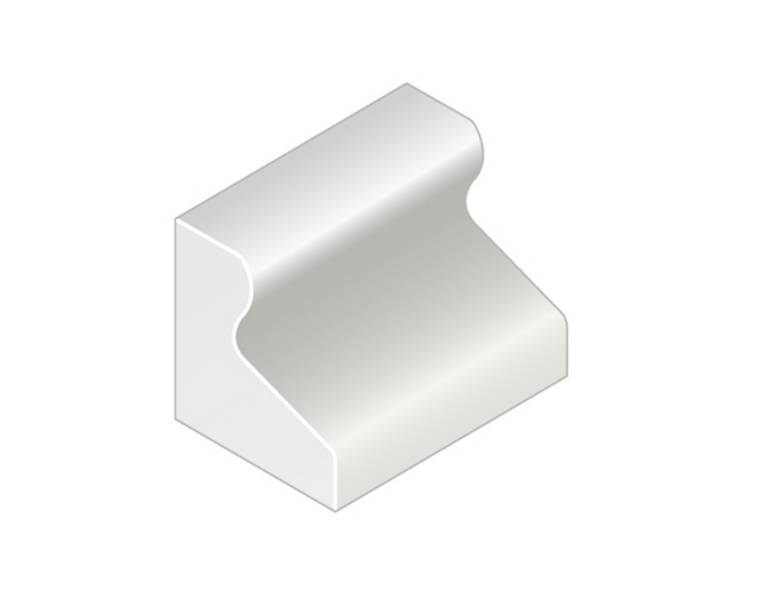 Trief® GST2A Short Kerb - 669 mm