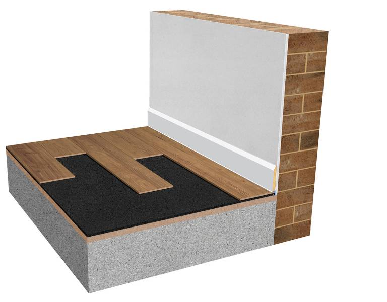 MuteMat® OSF Acoustic Underlay