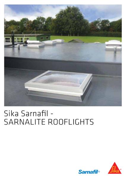 SarnaLite Rooflight
