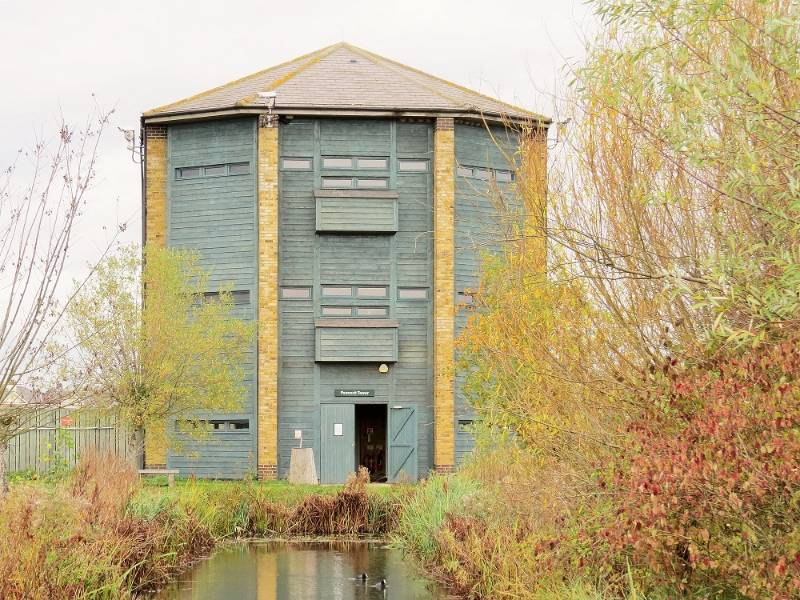 Sadolin Classic versatility on show at flagship bird hide
