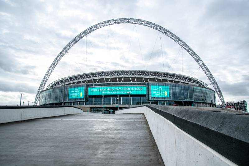 Wembley Football Stadium
